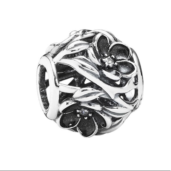 Pandora Jewelry - Retired flower Pandora Charm